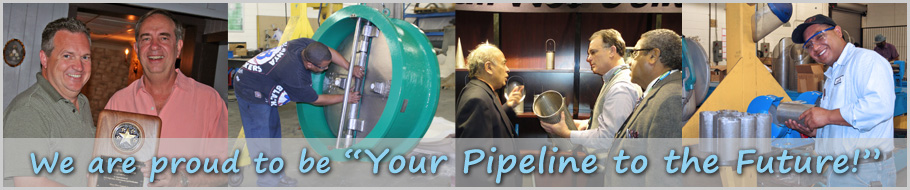 "We are proud to be ""Your Pipeline to the Future!"""