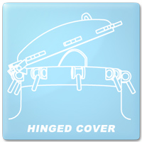 Hinged Cover Illustration