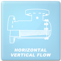 Horizontal-Vertical Flow