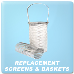 Replacement Screens and Baskets