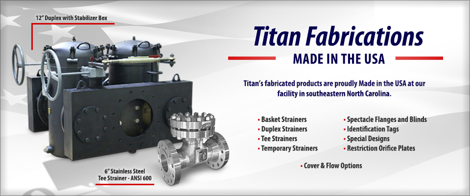 Learn more about Titan Fabricated Products